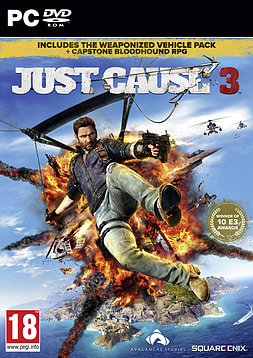 Just Cause 3 Collectors Edition With Bloodhound RPG PC Games
