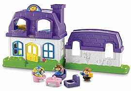 Little People Happy Sounds Home Pre School Toys