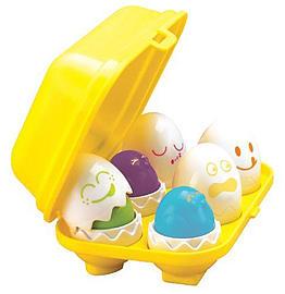 Tomy Hide n Squeak Eggs Pre School Toys