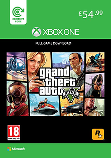 DL XONE GTA V Xbox Live