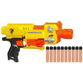 Nerf N-Strike Barricade RV-10 Figurines and Sets