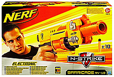 Nerf N-Strike Barricade RV-10 screen shot 1