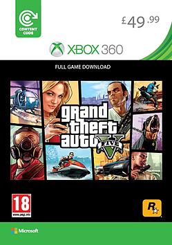 DL 360 GTA V Xbox Live