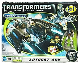 Transformers Movie 3 Cyberverse Ark Set Figurines and Sets