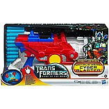 Transformers Movie 3 Optimus Prime Cyber Blaster screen shot 1