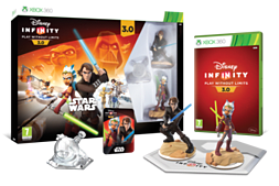 Disney Infinity 3.0 Star Wars Starter Pack Xbox 360 Cover Art
