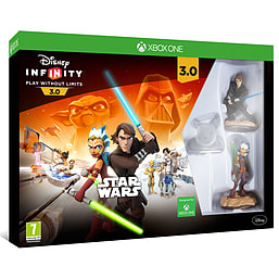 Disney Infinity 3.0 Star Wars Starter Pack Xbox One Cover Art