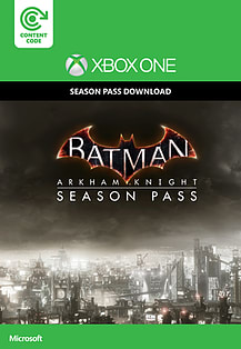 Batman Arkham Knight Season Pass Xbox Live