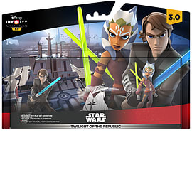 Disney Infinity 3.0 Star Wars - Twilight of the Republic Play Set Toys and Gadgets