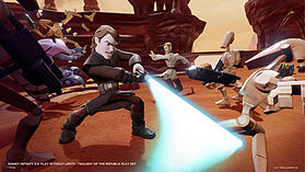 Disney Infinity 3.0 Star Wars - Twilight of the Republic Play Set screen shot 10