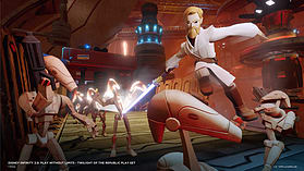 Disney Infinity 3.0 Star Wars - Twilight of the Republic Play Set screen shot 14