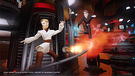 Disney Infinity 3.0 Star Wars - Twilight of the Republic Play Set screen shot 6