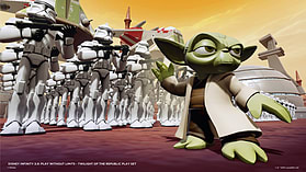 Disney Infinity 3.0 Star Wars - Twilight of the Republic Play Set screen shot 7