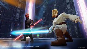 Disney Infinity 3.0 Star Wars - Twilight of the Republic Play Set screen shot 8