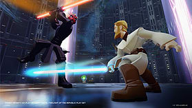 Disney Infinity 3.0 Star Wars - Twilight of the Republic Play Set screen shot 9