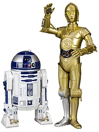 Star Wars ArtFX - C-3PO and R2-D2 Figurines and Sets