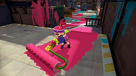 Black Wii U Premium with Splatoon screen shot 10