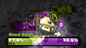 Black Wii U Premium with Splatoon screen shot 4