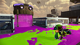 Black Wii U Premium with Splatoon screen shot 5