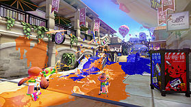 Black Wii U Premium with Splatoon screen shot 9