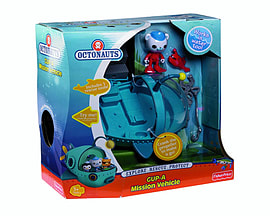Octonauts Gup A Mission Vehcle Pre School Toys