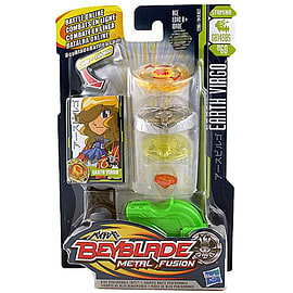 Beyblade Metal Fusion Earth Virgo - GB145BS (BB-60) Figurines and Sets