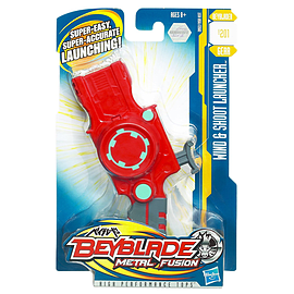 Beyblade Metal Fusion Wind and Shoot Launcher Figurines and Sets