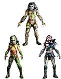 Predators Set of 3 (Tracker + Cracked Mask Battle Classic + Unmasked Berserker) screen shot 2