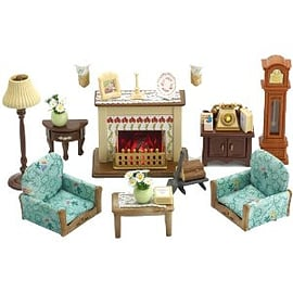 Sylvanian Families Drawing Room Set Figurines and Sets