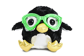 Aurora Gumdrops Penguin Soft Toy Pre School Toys