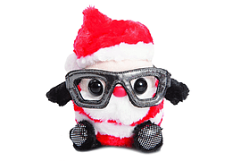 Aurora Gumdrops Santa Claus Soft Toy Pre School Toys