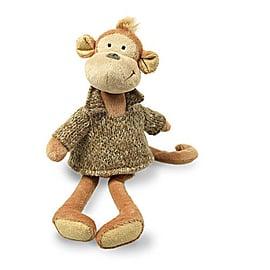 Air Puppy Muckaluck Monkey Soft Toy Pre School Toys