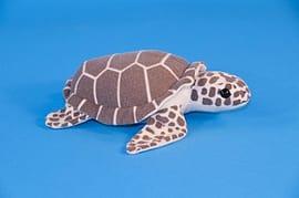 Dowman 18cm Hawaiian Turtle Soft Toy Pre School Toys