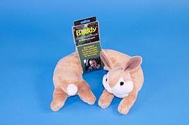 Dowman Rabbit Neck Buddy Pre School Toys