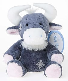Blue Nose Friend Noo the Wilderbeast 4'' Pre School Toys