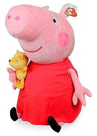 TY Peppa Pig Beanie Baby XL 22' Pre School Toys