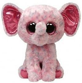 TY Beanie Boo Ellie the Elephant Pre School Toys