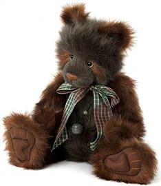 Charlie Bears Wotsit Plush Teddy Bear Pre School Toys