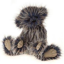 Charlie Bears Luna Plush Teddy Bear Pre School Toys