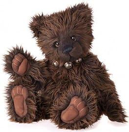 Charlie Bears Darren Plush Teddy Bear Pre School Toys