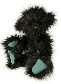 Charlie Bears Razzle Dazzle Teddy Bear Pre School Toys