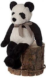 Charlie Bears Bearhouse Pickering the Panda Pre School Toys