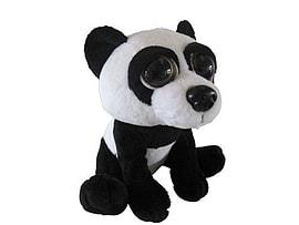 Petjes World Bright Eyes Panda 20cm Pre School Toys