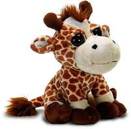Petjes World Bright Eyes Giraffe 45cm Pre School Toys