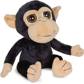 Petjes World Bright Eyes Chimp 20cm Pre School Toys