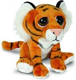 Petjes World Bright Eyes Tiger 20cm Pre School Toys