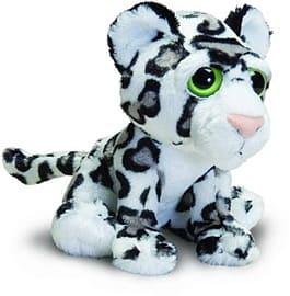 Petjes Bright Eyes Snow leopard 20cm Pre School Toys