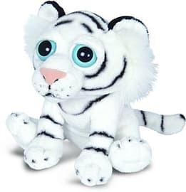 Petjes World Bright Eyes White Tiger 20cm Pre School Toys