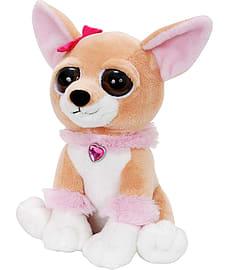 Petjes World Bright Eyes Chihuahua 20cm Pre School Toys