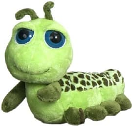 Petjes Bright Eyes Caterpillar 25cm Pre School Toys